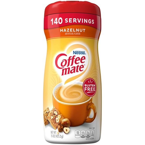 Nestle Coffee Mate Hazelnut 425g