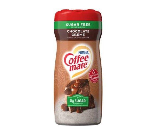 Nestle Coffee Mate Chocolate Crème (Sugar Free) 289g