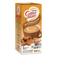 Nestle Coffee Mate - Butterscotch - 50 x 11 ml