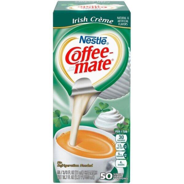 Nestle Coffee Mate - Irish Crème - 50 x 11 ml