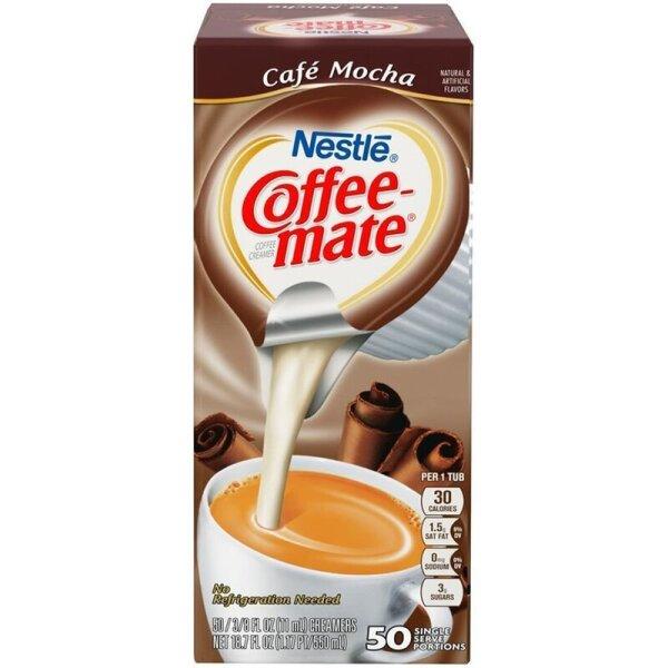 Nestle Coffee Mate - Café Mocha - 50 x 11 ml