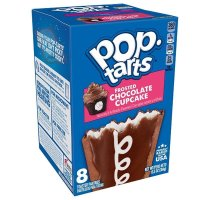 Kelloggs Pop-Tarts Frosted Chocolate Cupcake - 8...