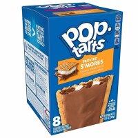 Kelloggs Pop-Tarts Frosted Smores - 8 Stück- 384g