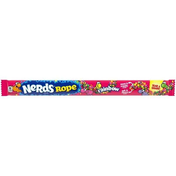 Wonka Nerds Rainbow Rope 26g