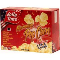 Jolly Time Microware Popcorn Butter Flavor - 300g