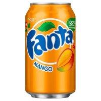 Fanta - Mango - 355 ml
