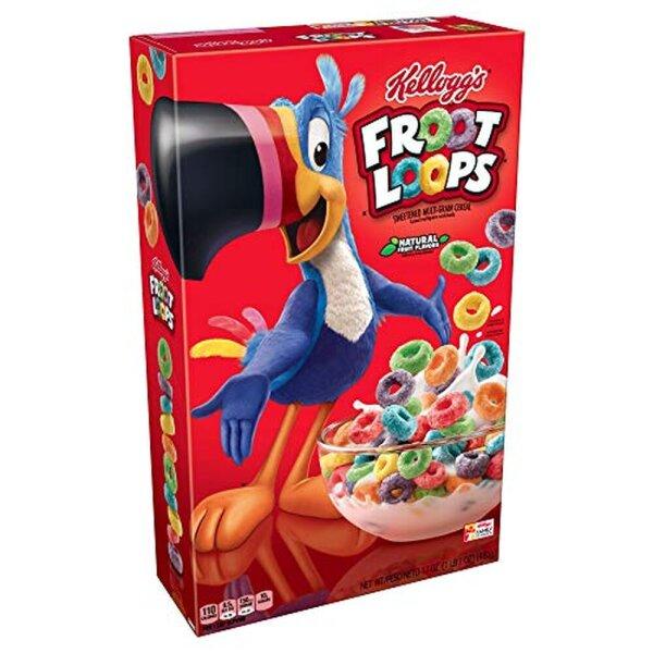 Kellogg´s Froot Loops US 286g