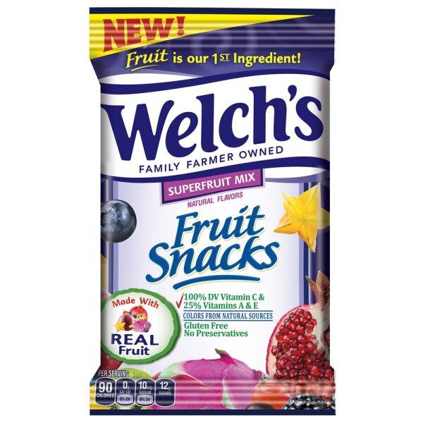 Welchs Fruit Snacks Superfruit Mix 64g