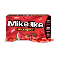 Mike and Ike Red Rageous Box 141g