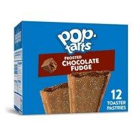 Kelloggs Pop-Tarts Frosted Chocolate Fudge - 12...