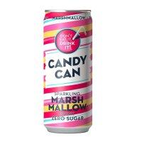 Candy Can Sparkling Marshmallow Zero Sugar 330ml