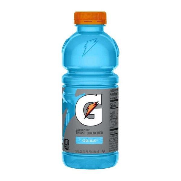 Gatorade - Cool Blue 591 ml