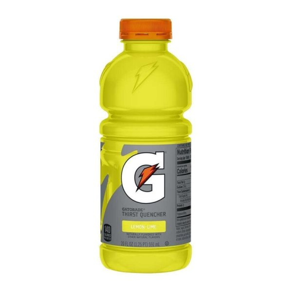 Gatorade - Lemon Lime 591 ml