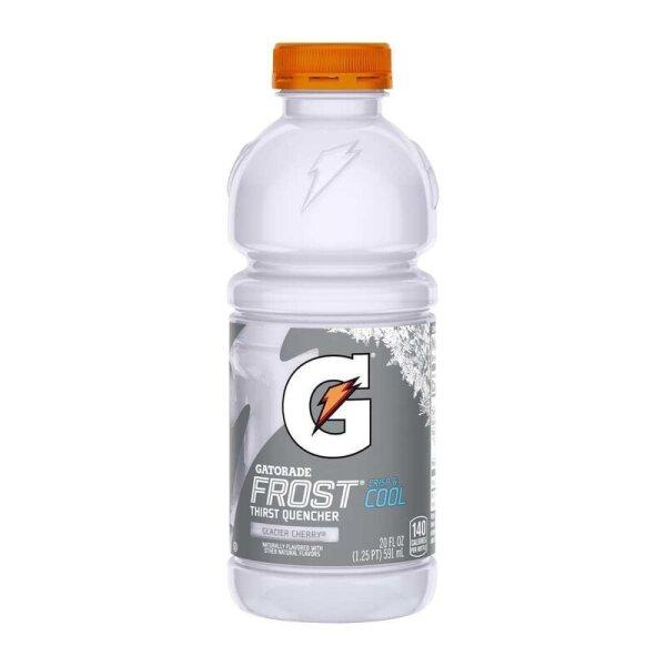Gatorade - Frost - Glacier Cherry 591 ml