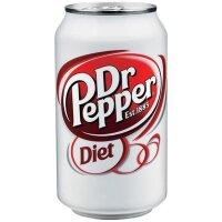 Dr Pepper DIET 355 ml