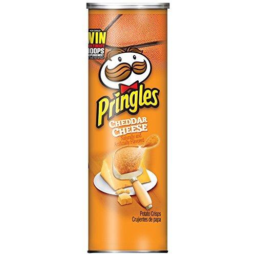 Pringles - Cheddar Cheese - 158g
