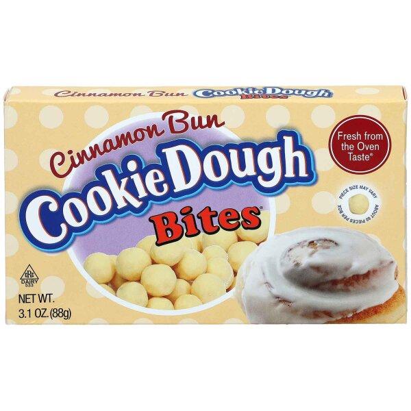 Cookie Dough Bites Cinnamon Bun - 88g