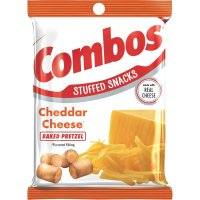 Combos Cheddar Cheese Baked Pretzel 178,6g