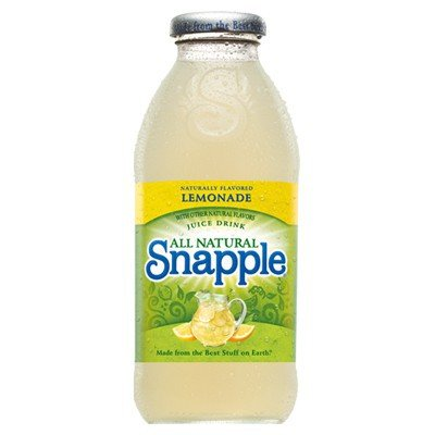 Snapple Lemonade 473ml
