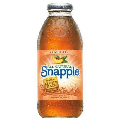 Snapple Peach Iced Tea 473ml