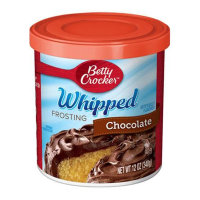 Betty Crocker Whipped Frosting Chocolate 340g