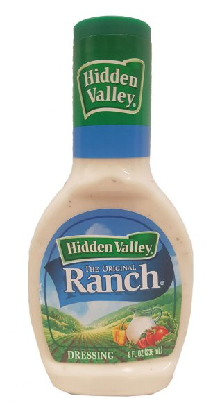 Hidden Valley Original Ranch Dressing (236ml)