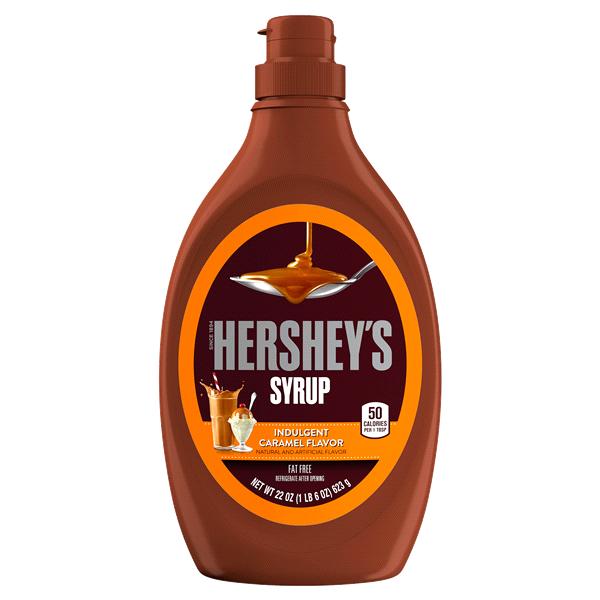 Hersheys Caramel Syrup 623g