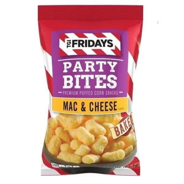 TGI Fridays Mac & Cheese Party Bites 92,1g