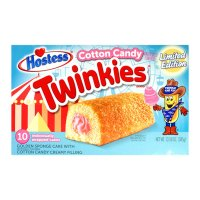 Hostess Twinkies Cotton Candy Limited Edition 10er Pack 385g