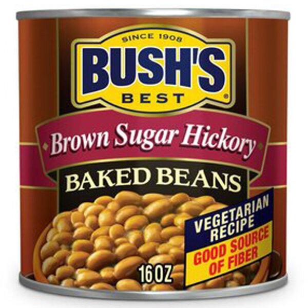 Bush´s Baked Beans Brown Sugar Hickory 454g