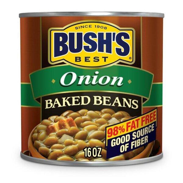 Bush´s Baked Beans Onion 454g