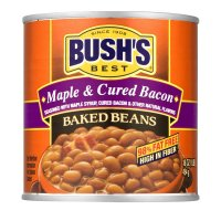 Bush´s Baked Beans Maple & Cured Bacon 454g