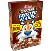 Kelloggs Frosted Flakes Cereal Chocolate - 388g
