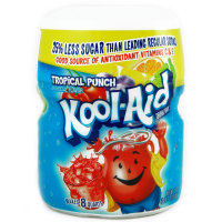 Kool Aid Drink Mix Tropical Punch 538g