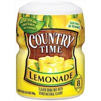 Country Time Lemonade Instand Getränkepulver 538g