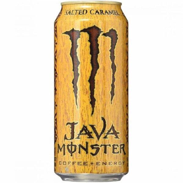 Monster USA - Java - Salted Caramel + Energy 443 ml