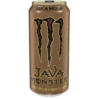 Monster USA - Java - Loca Moca + Energy 443 ml