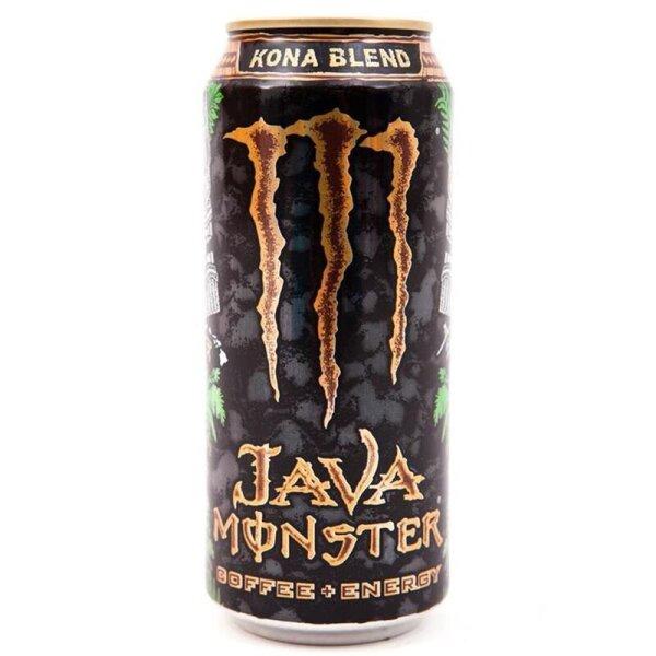 Monster USA - Java - Kona Blend + Energy 443 ml