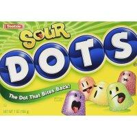 Dots Sours Fruit Gumdrops 170g