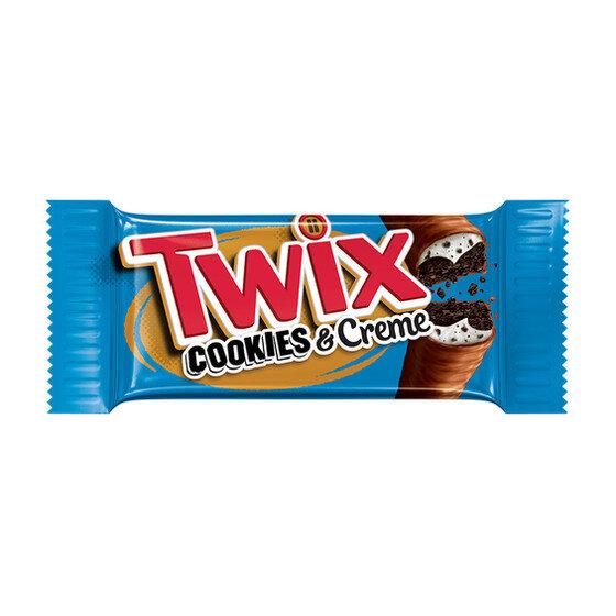 Twix - Cookies & Creme 38,6g