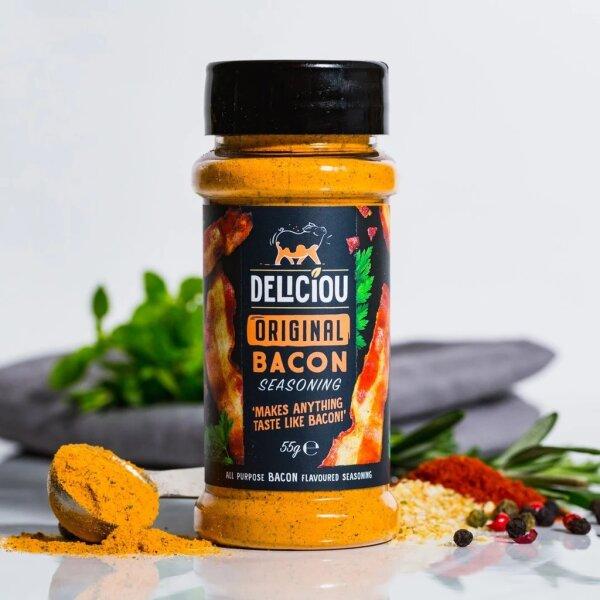 Deliciou - Bacon Seasoning Original 55g