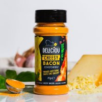 Deliciou - Bacon Seasoning Cheesy 60g
