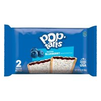 Kelloggs Pop-Tarts Frosted Blueberry Doppelpack 96g