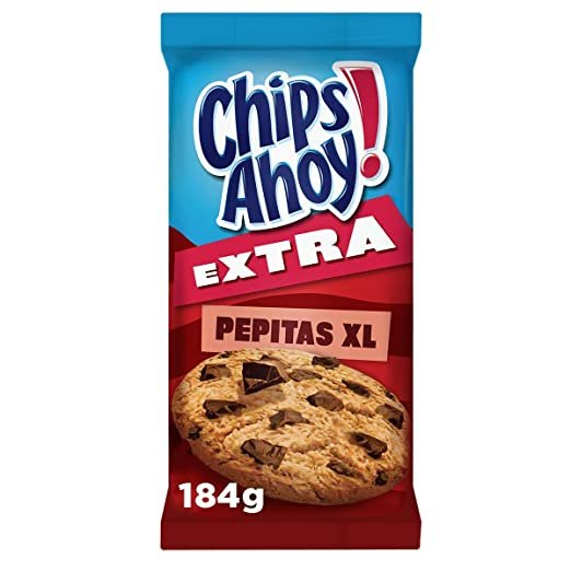 Chips Ahoy Cookies Extra Pepitas XL 184g