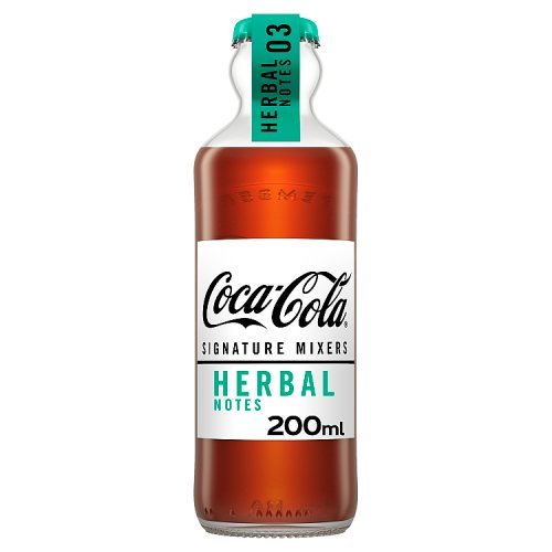 Coca Cola - Signature No. 03 Herbal Notes 200ml