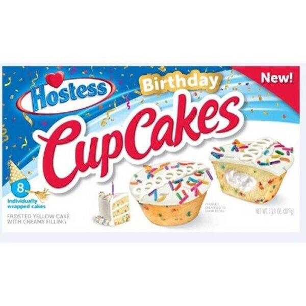 Hostess Cupcakes Birthday 371g