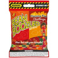 """Jelly Belly Bean Boozled """"Flaming Five..."""