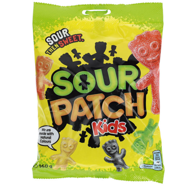 Sour Patch Kids 160g