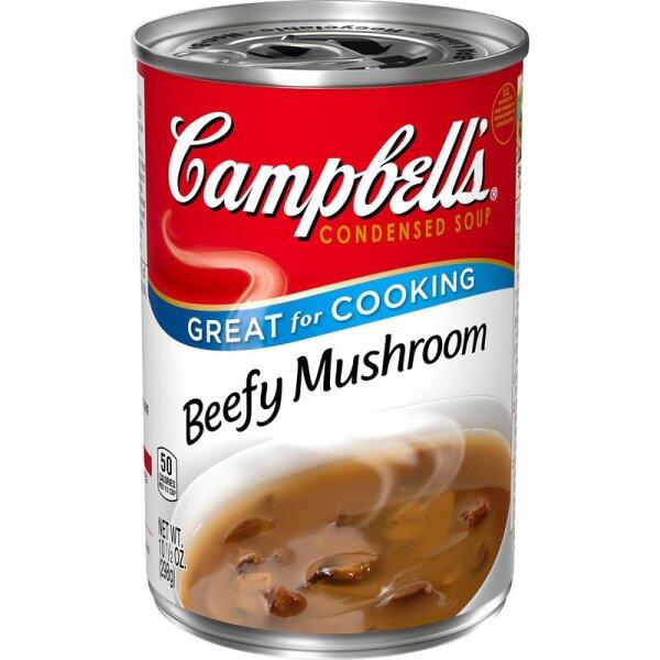 Campbells Beefy Mushroom 298g