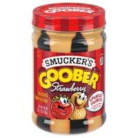 SMUCKERS - Goober - Strawberry - Glas - 510g